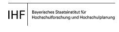 Logo bayerisches Staatsinstitut für Hochschulforschung und Hochschulplanung