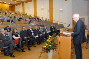 Grußworte des Präsidenten der TH Nürnberg Prof. Dr. Braun