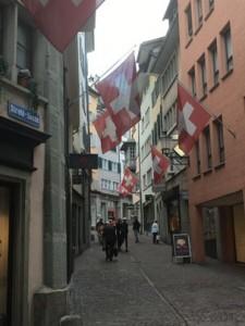Zürich 2016